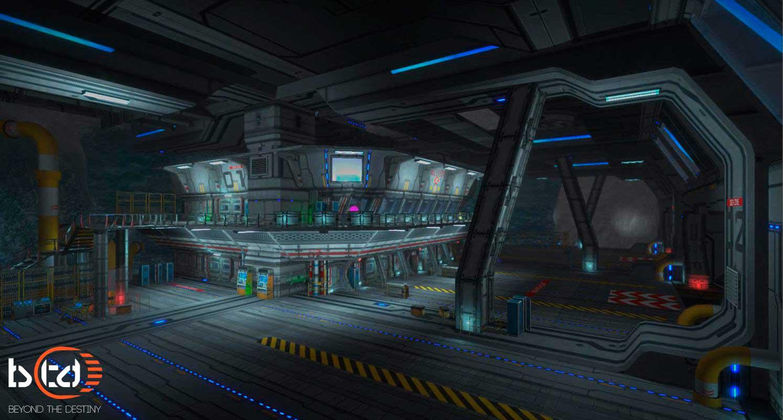Скриншот к игре Beyond the Destiny