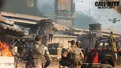 скриншоты Call of Duty: Black Ops 3