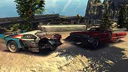 скриншоты Carmageddon: Reincarnation