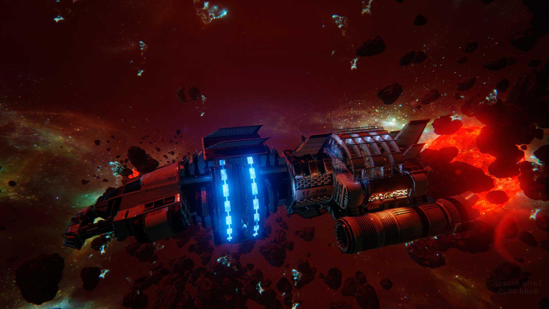 Скриншот к игре Into the Stars