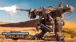 скриншоты Mech Warrior Online