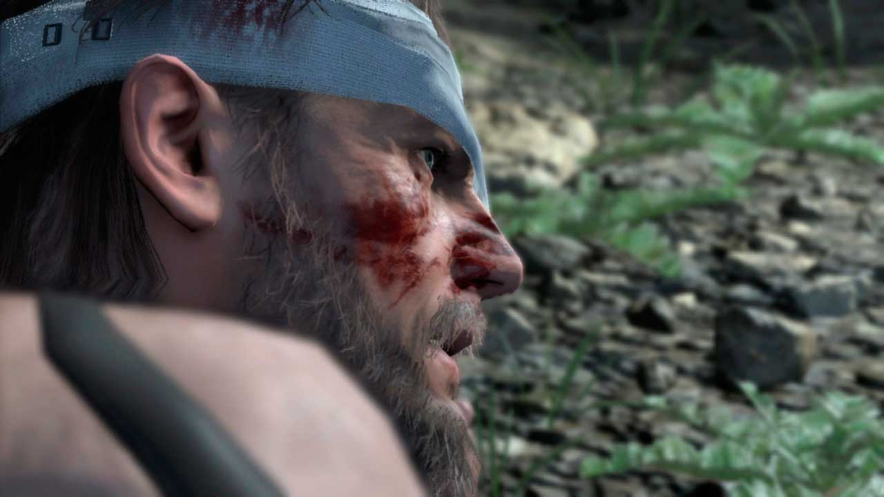 Скриншот к игре Metal Gear Solid V