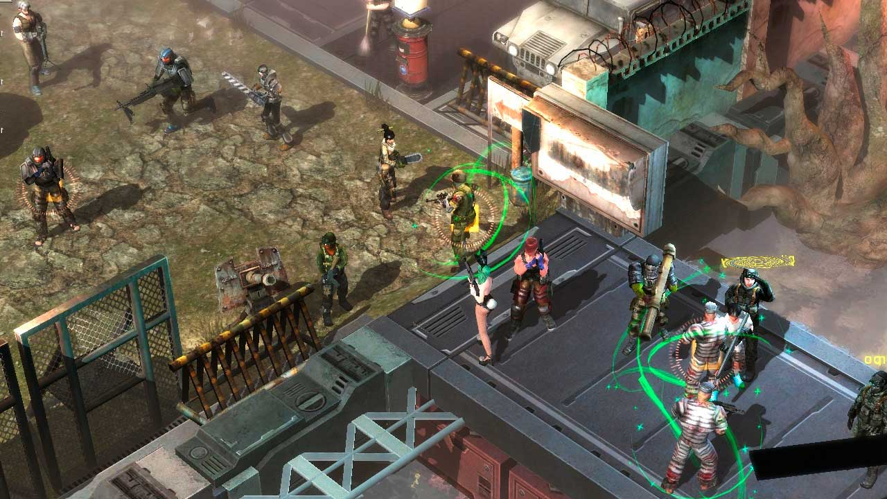 Скриншот к игре Metal Reaper Online