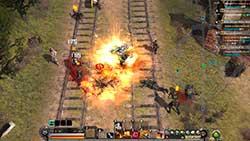 скриншоты Metal Reaper Online