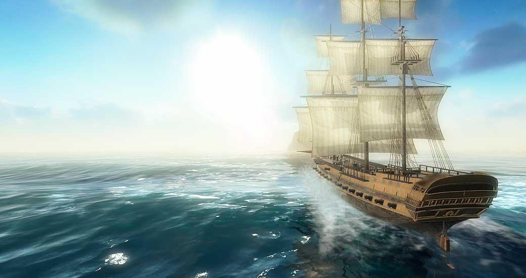 Скриншоты к игре World of Sea Battle