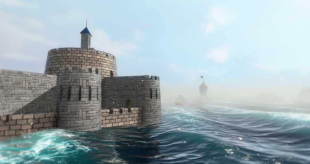 Скриншот к игре World of Sea Battle