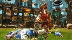 скриншоты Blood Bowl 2