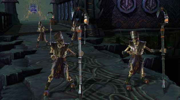 Скриншот к игре Devilian