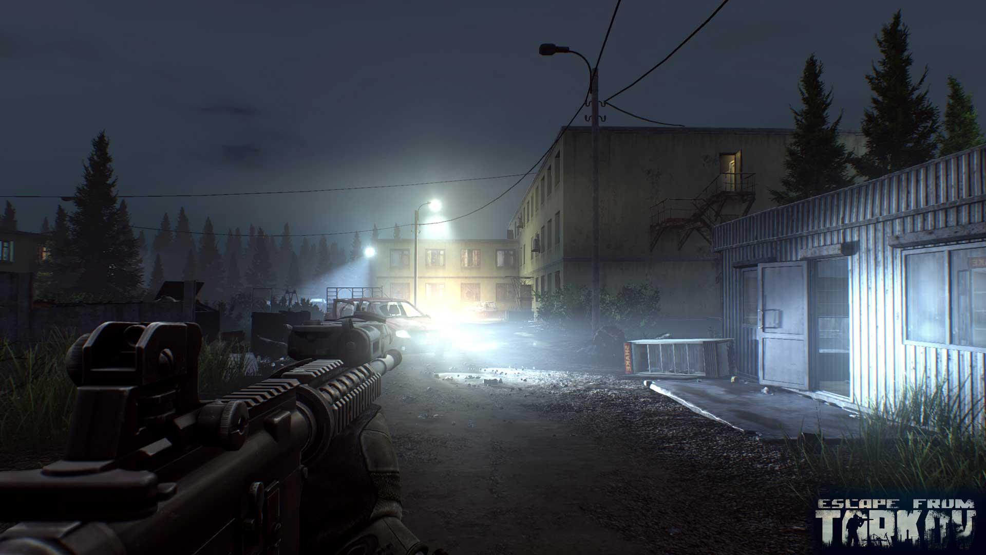 Скриншот к игре Escape from Tarkov