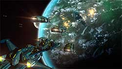 скриншоты Galactic Civilizations 3