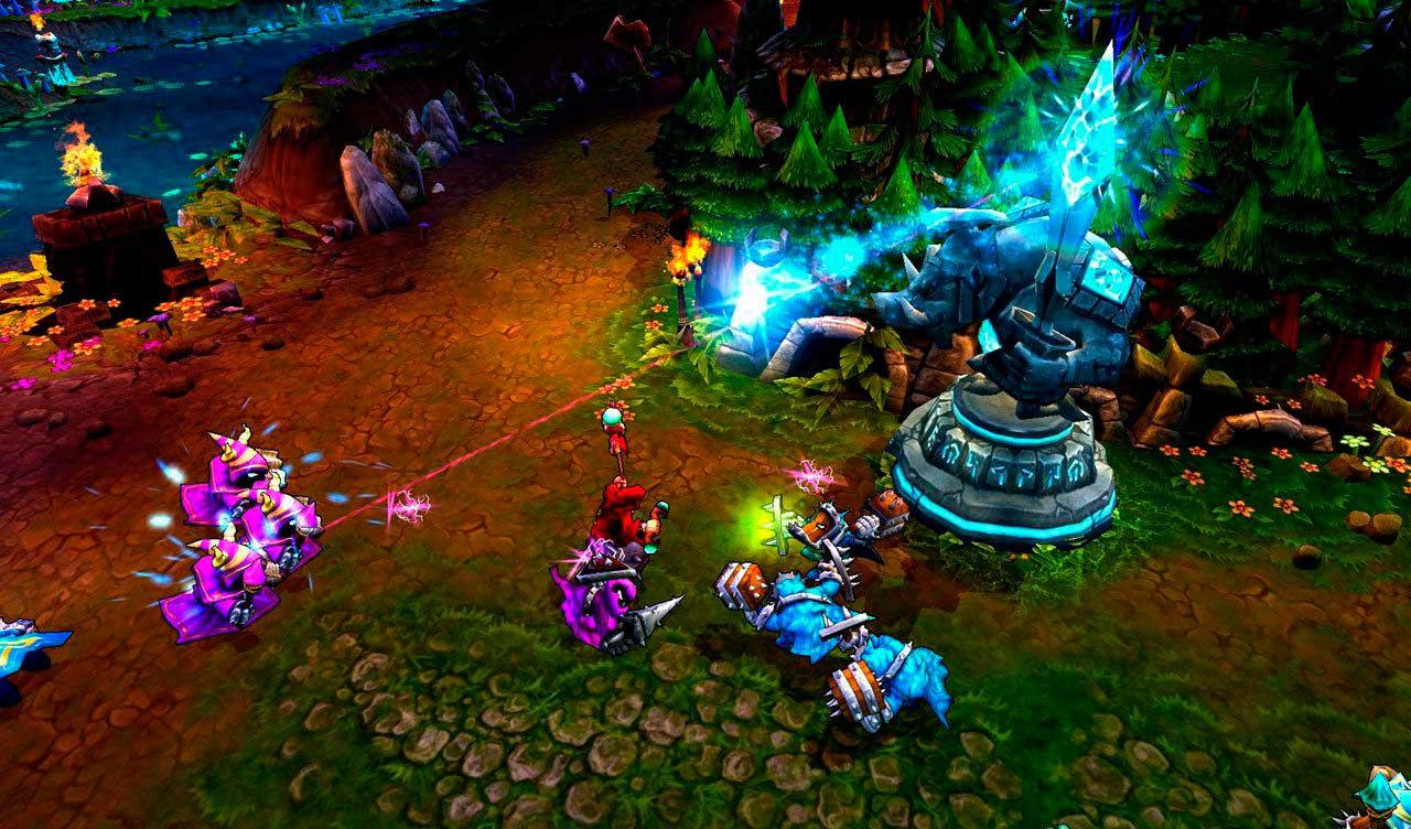 Скриншот к игре League of Legends