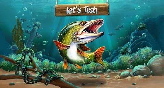 Свежие акции в Let's Fish
