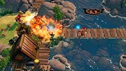 скриншоты Magicka 2 - Обзор игры