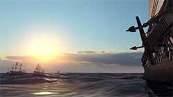 скриншоты Naval Action