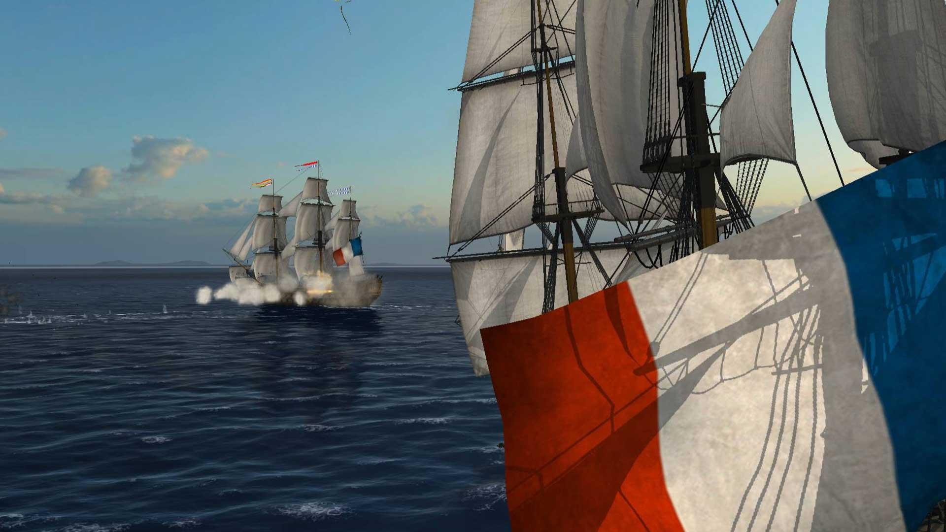 Скриншот к игре Naval Action
