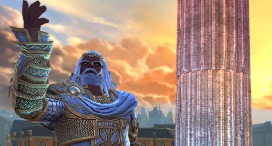 """Акция """"Испытание богов"""" в Neverwinter Online"""