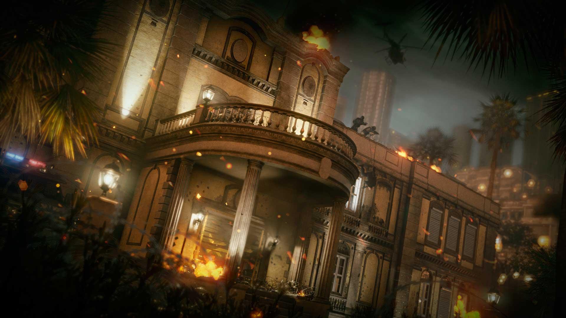 Скриншот к игре Rainbow Six