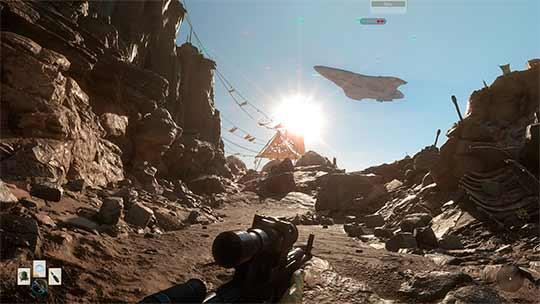 скриншоты Star Wars: Battlefront 2015
