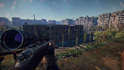 скриншоты Survarium - снайпер