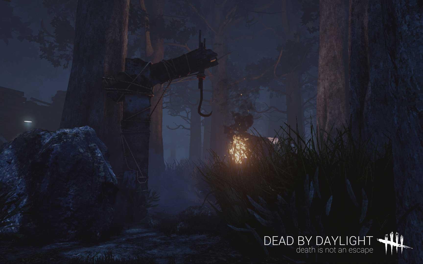 Скриншоты к игре Dead by Daylight