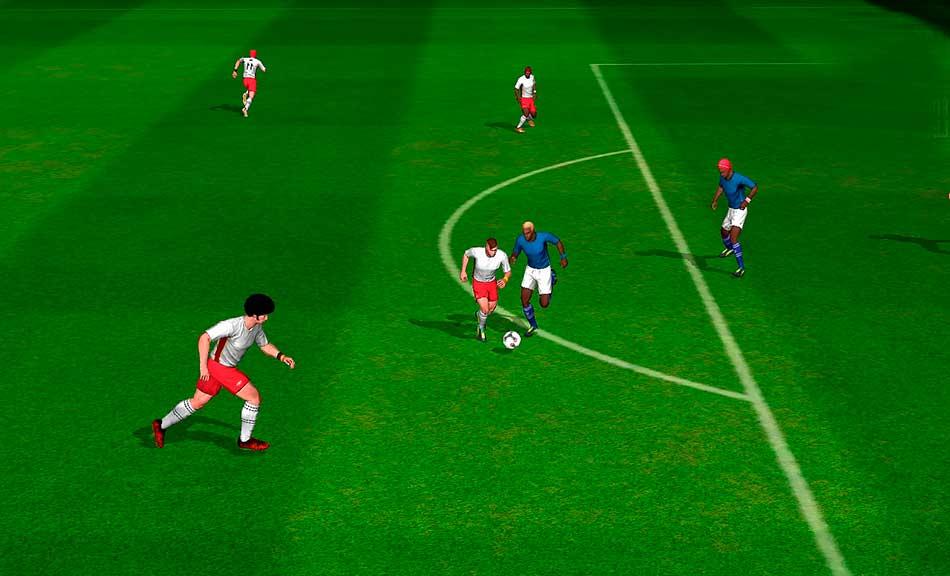 Скриншот к игре Football Legend