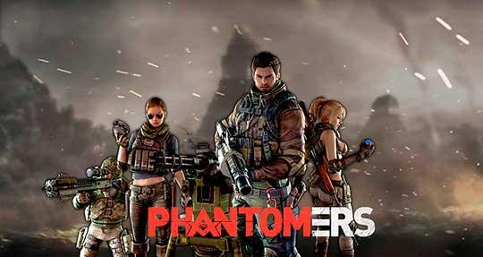 Phantomers - начинается ОБТ русскоязычной версии