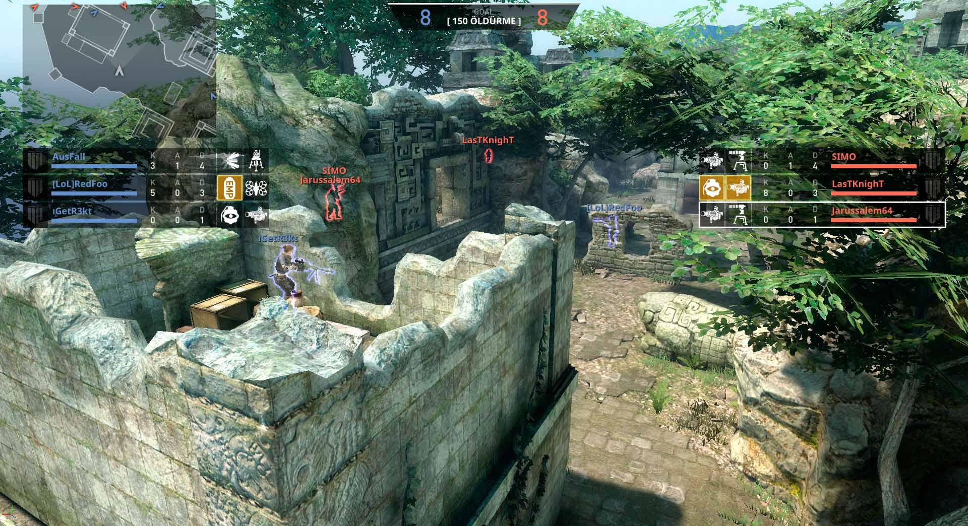 Скриншот к игре Phantomers