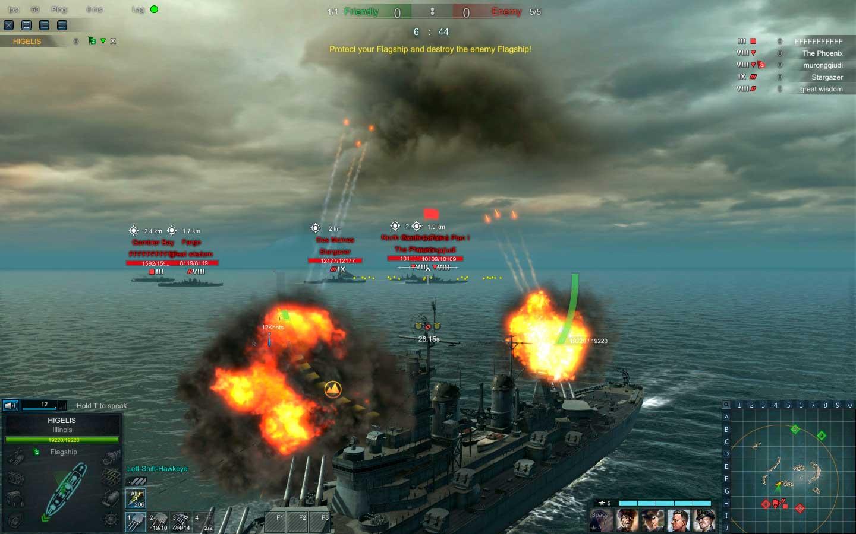 Скриншот к игре Steel Ocean