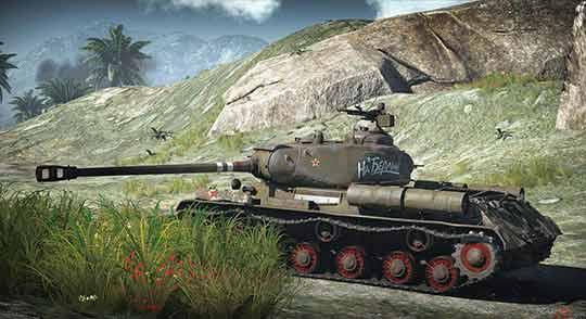 War Thunder: танковая ветка