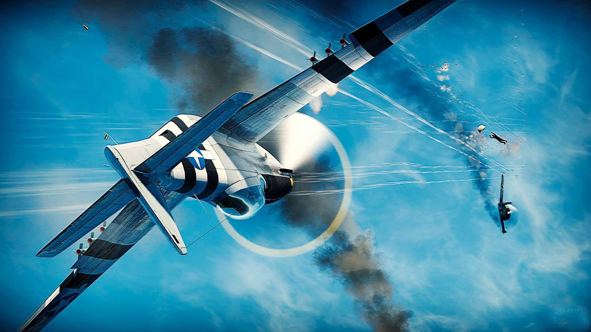 Скриншот к игре War Thunder