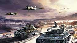 новые скриншоты War Thunder