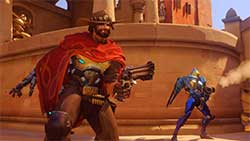 скриншоты Overwatch