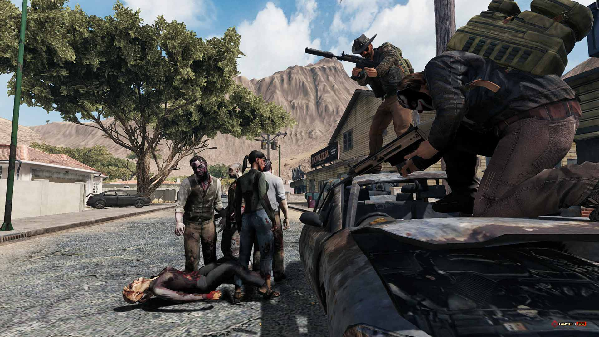 Скриншот к игре Romero's Aftermath