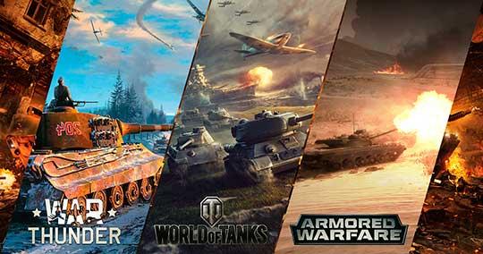 War Thunder, WoT или AW: Проект Армата?