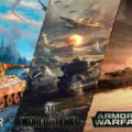 War Thunder, WoT или AW: Проект Армата. Во что поиграть?