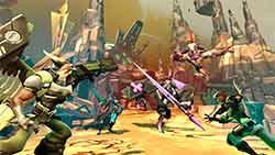 скриншоты к игре Battleborn