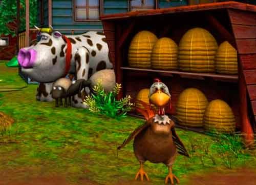 Моя деревня (My Free Farm)