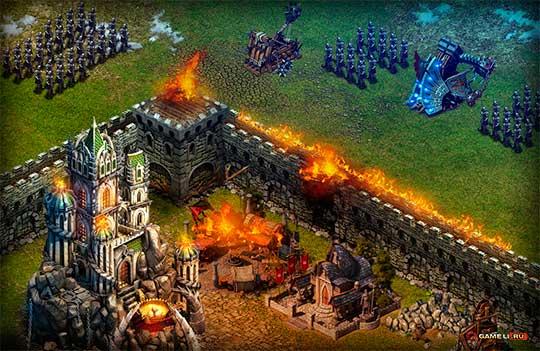 Войны престолов. Как подлавливать войска?