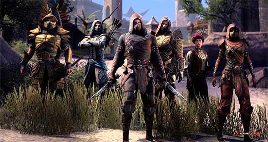 The Elder Scrolls Online - гильдия воров