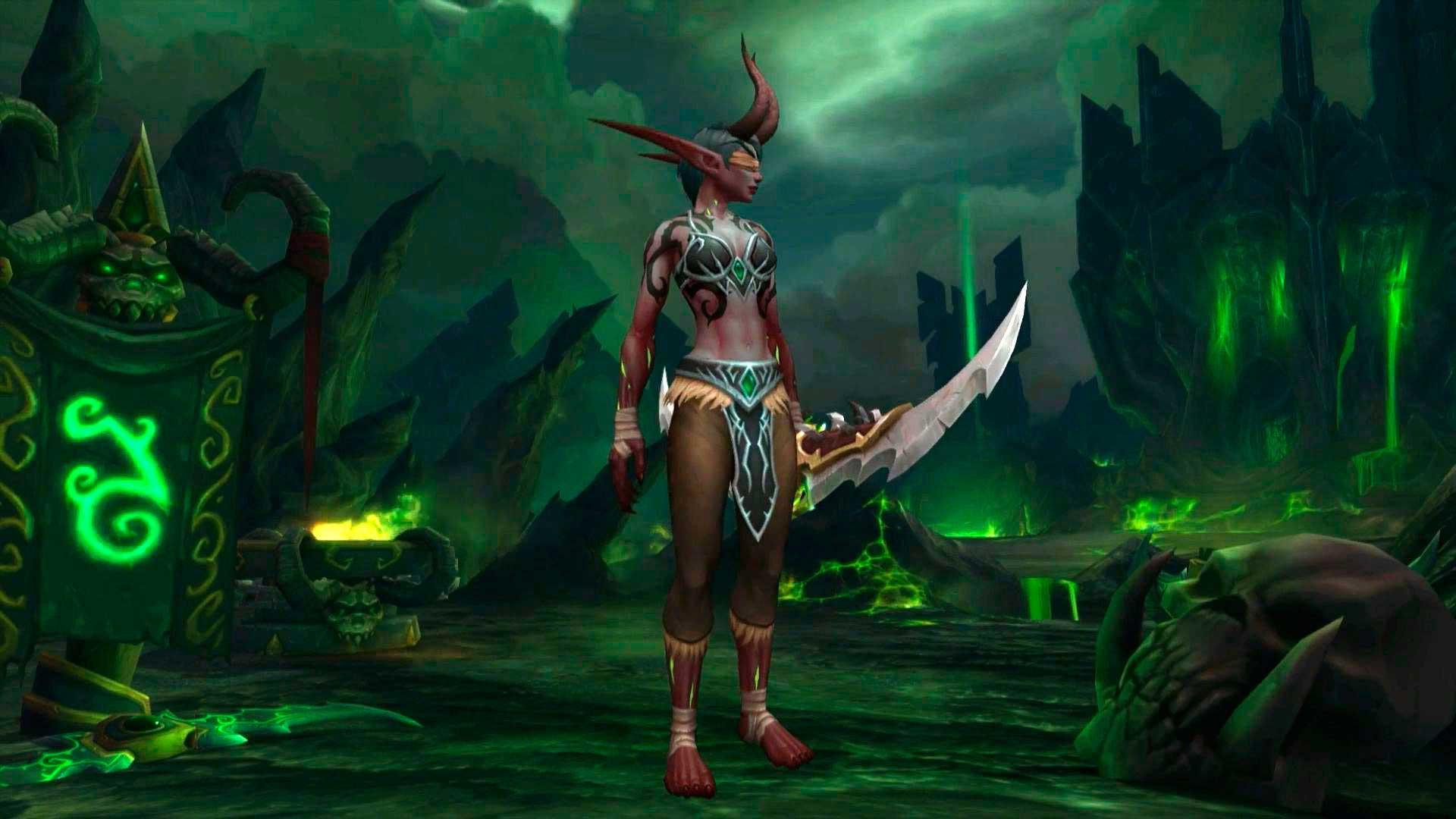 Скриншот к игре WoW: Legion