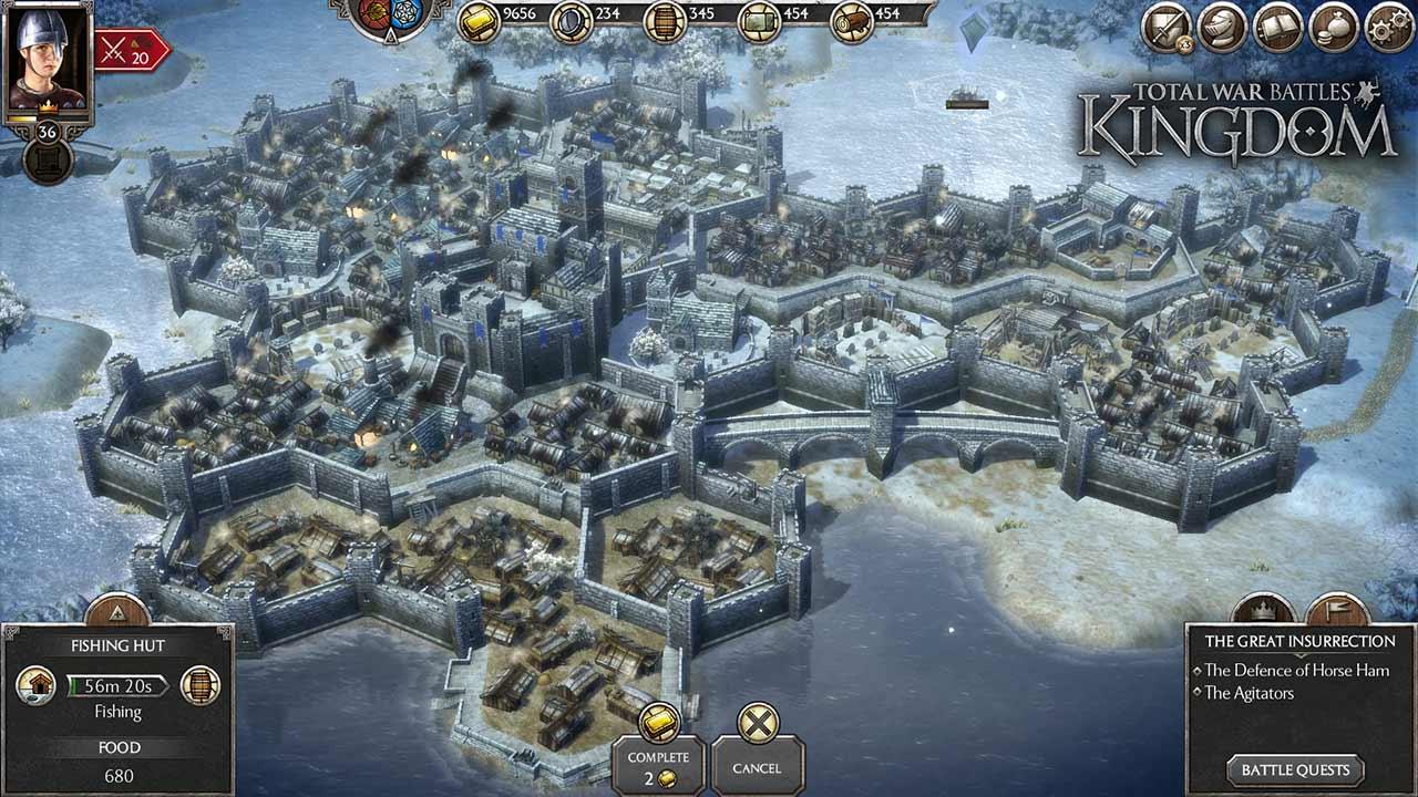 Скриншот к игре Total War Battles