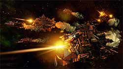 скриншоты Battlefleet Gothic: Armada