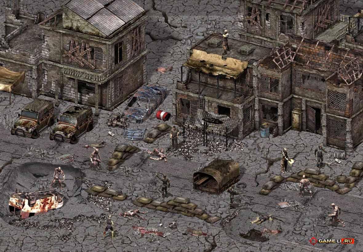 Скриншот к игре Край мира