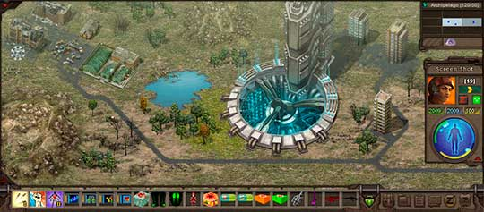 скриншоты к игре TimeZero
