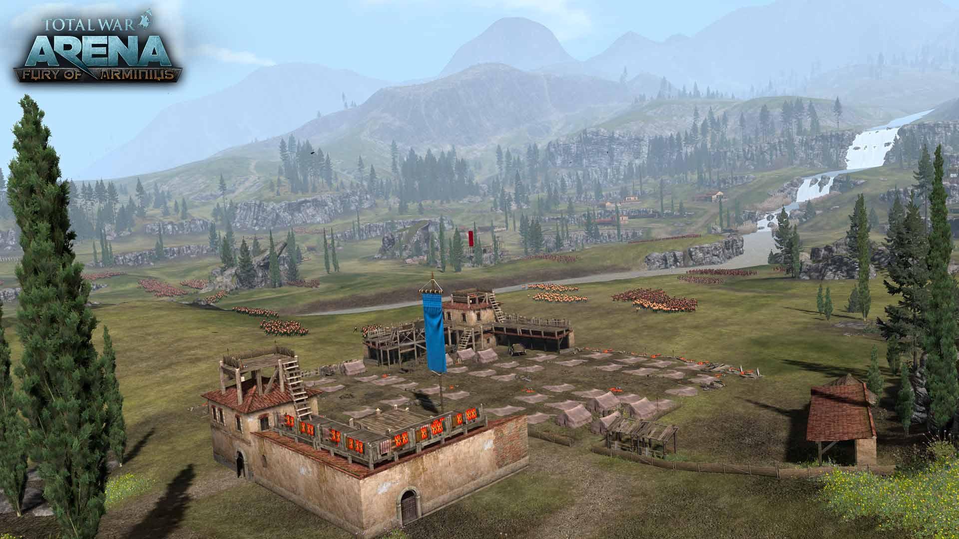 Скриншот к игре Total War: Arena
