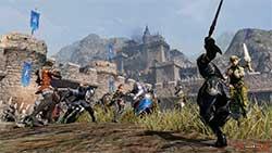 скриншоты к игре Bless Online