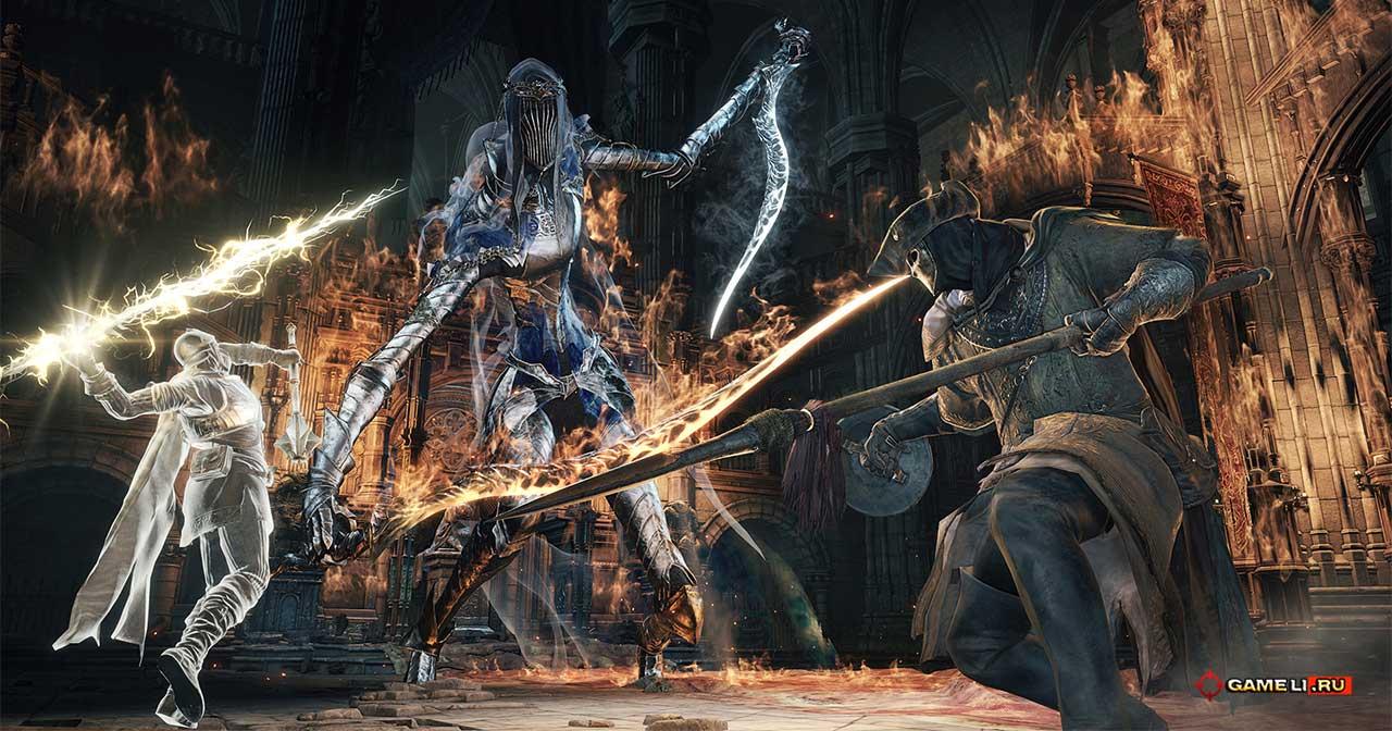 Скриншот к игре Dark Souls 3