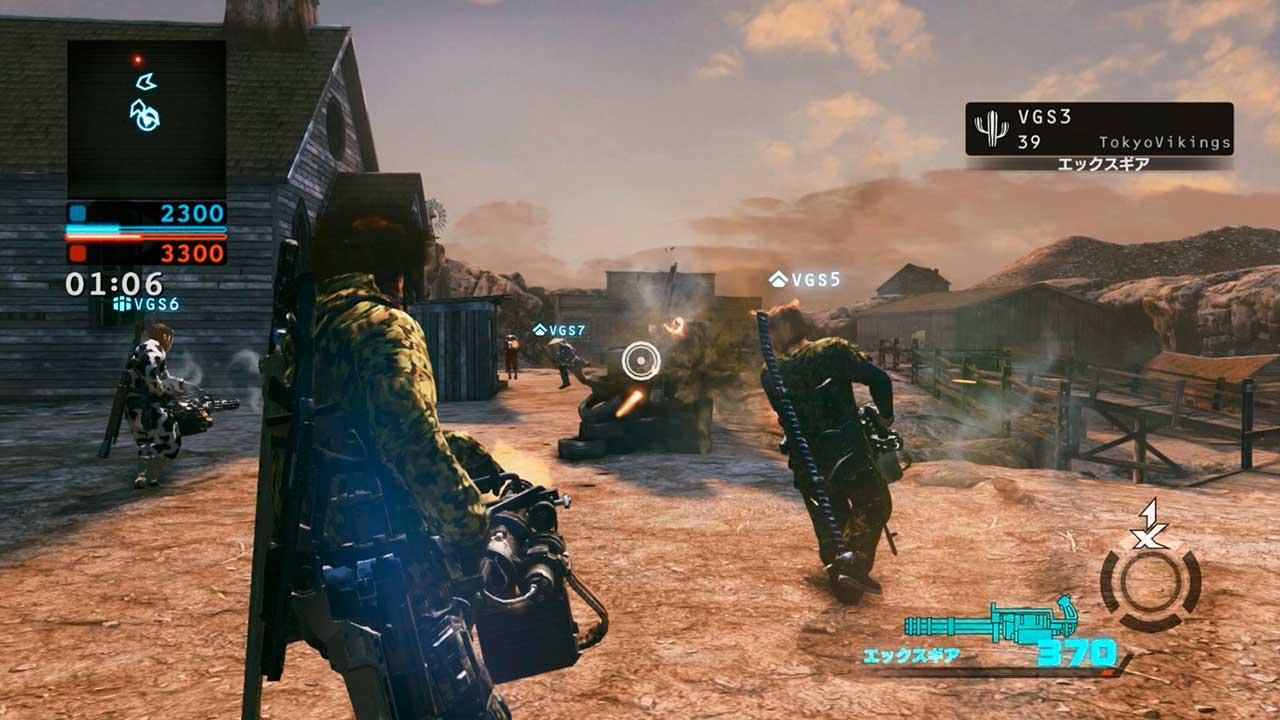 Скриншоты к игре Devil's Third Online