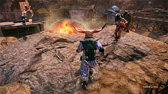 Devil's Third Online скриншоты к игре