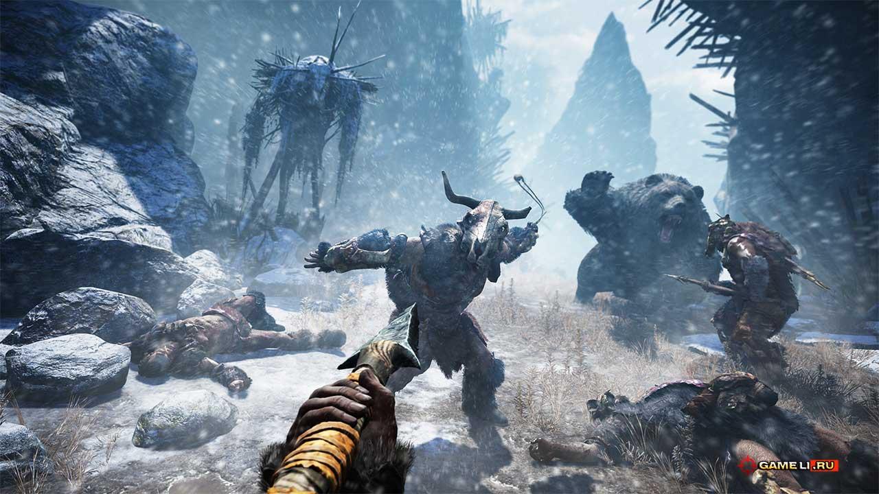 Скриншот к игре Far Cry Primal